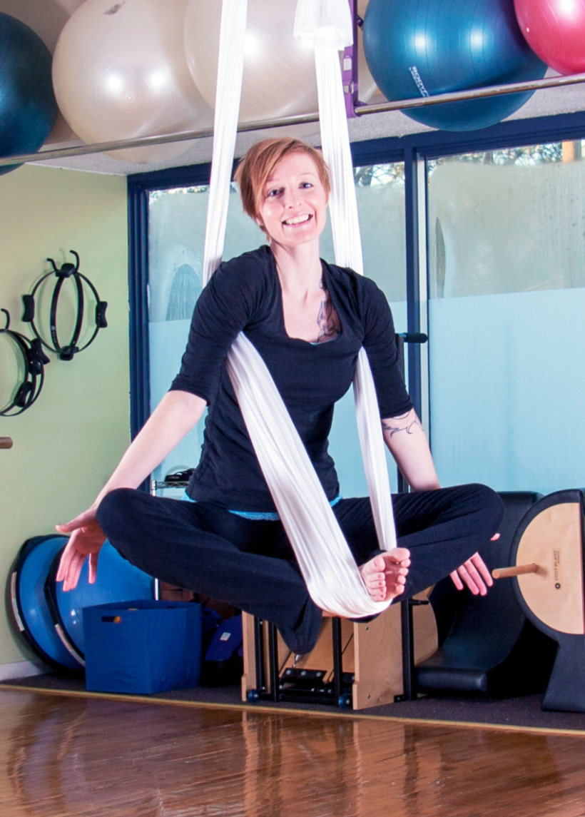 Intro to Aerial Yoga Workshop – July 23rd
