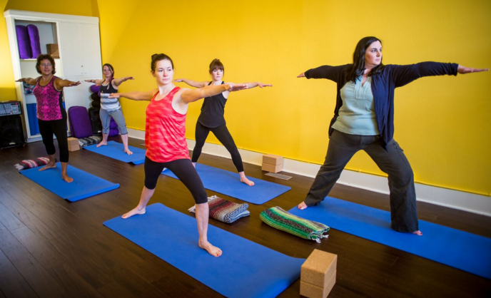 Imbue Yoga - Minneapolis Yoga Studio