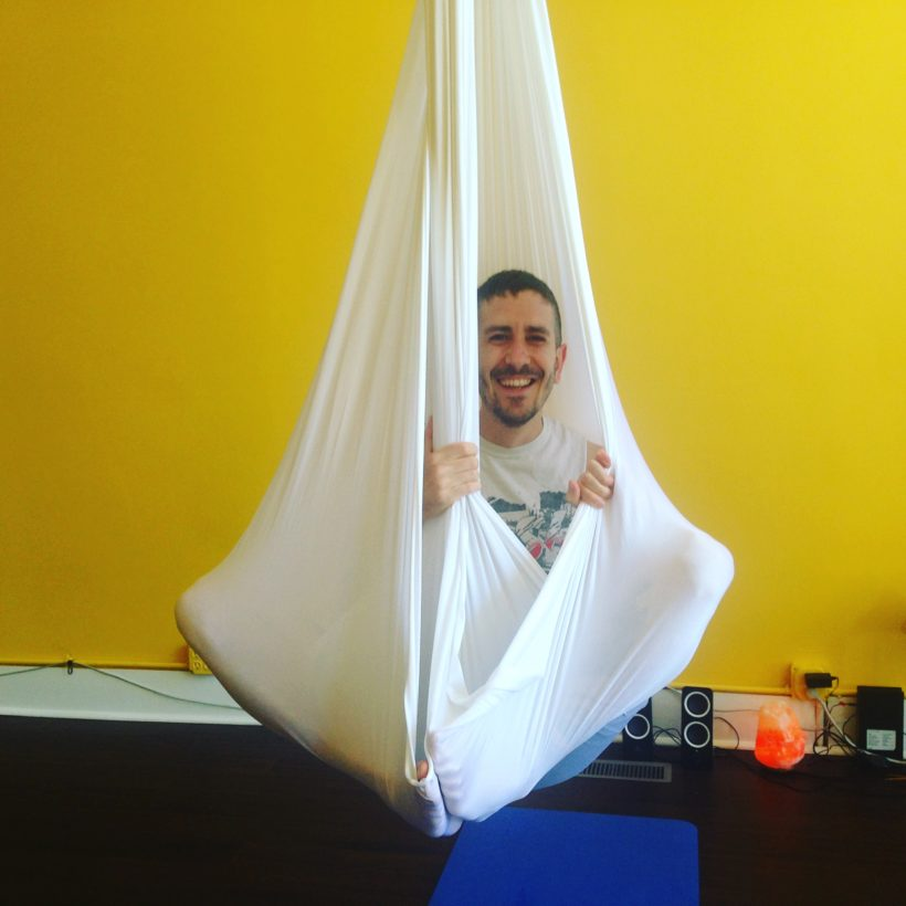 Intro to Aerial Yoga – Sunday April 8th 6-7:30pm