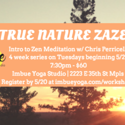 True Nature Zazen: Intro to Zen Meditation