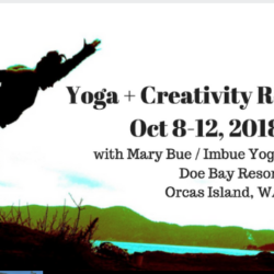 Yoga + Creativity Retreat in the San Juan Islands