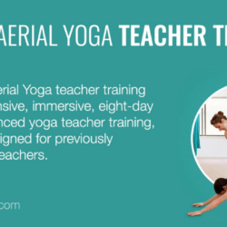 Unnata Aerial Yoga Teacher Training